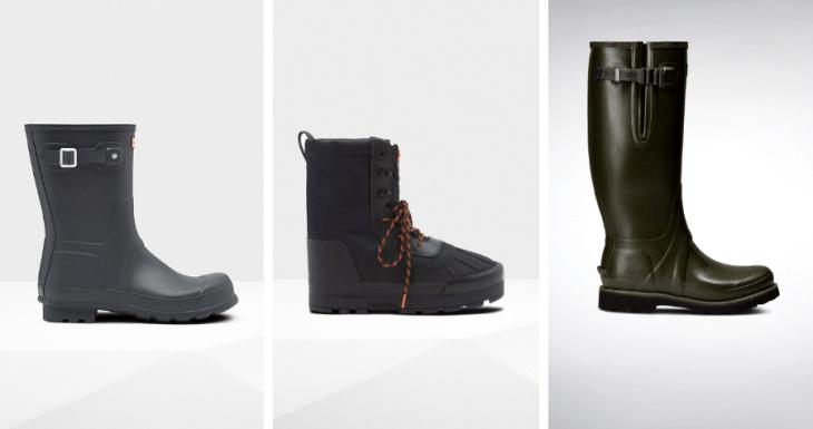 vegan winter boots hunter mens