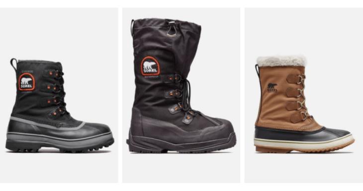vegan winter boots sorel mens snow boots