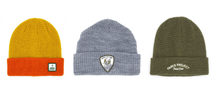 vegan gifts under 30 dollars parks project beanies