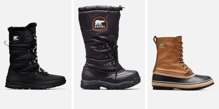 vegan winter boots for women sorel