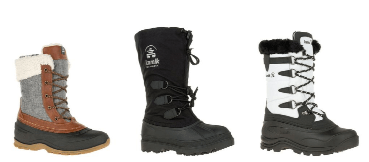 vegan winter snow boots kamik