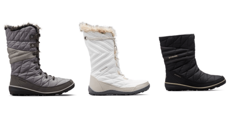 vegan winter snow boots women columbia
