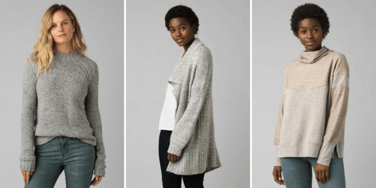 vegan sweaters 2020-prana