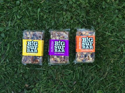 Although the shoes were a disappointment, there are several trail essentials that Will LOVES! Big Sur bars are one of the best bars you can eat while backpacking - rich, dense, high-calorie, and absolutely delicious (I love them too!).