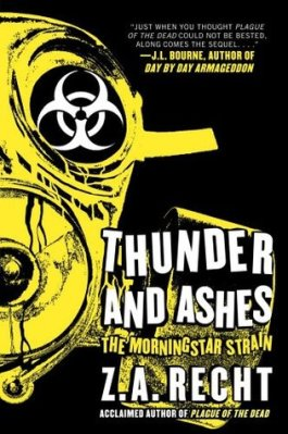 Thunder and Ashes Morningstar Strain Z.A. Recht