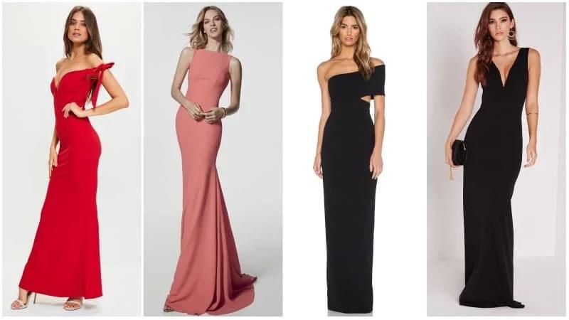 The Black Tie Dress Code For Women