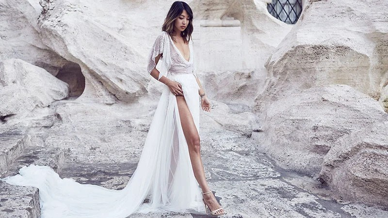 12 Top Wedding Dress Designers In Melbourne