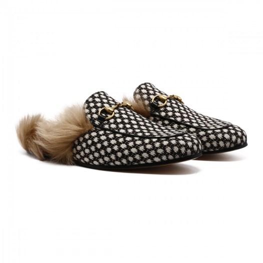 princetown-dot-jacquard-slippers