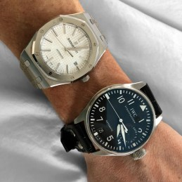 Comparing the AP Royal Oak and IWC