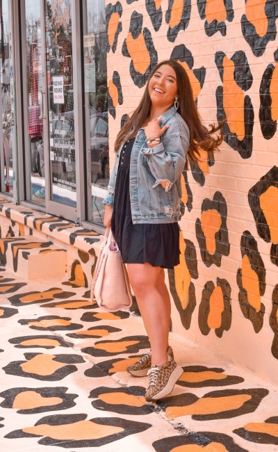 3 Cheetahlicious Outfits With Off The Beaten Track Shoes