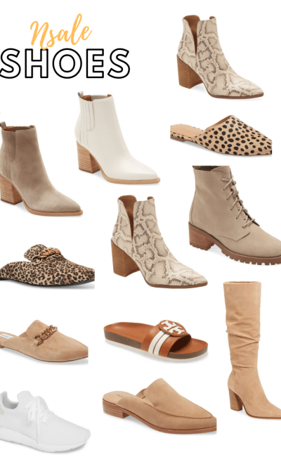 Nsale Shoe Round-Up