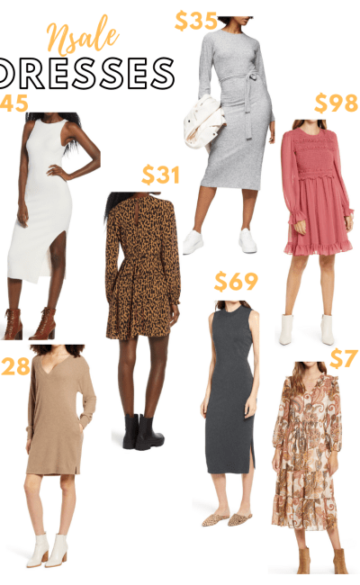 Nsale Clothing Round-Up