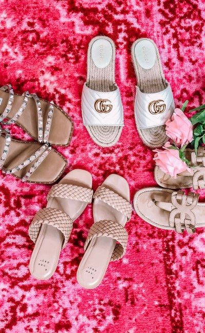 The Best Sandals For This Spring Season That You Need