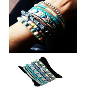 bracelets bresiliens femme