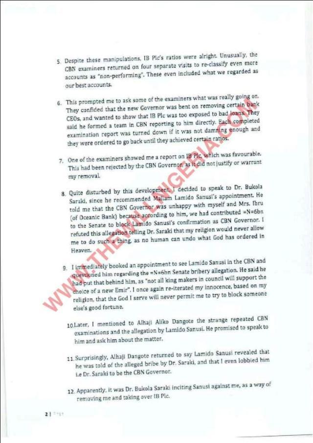 Dr. Erastus Akingbola Document The Trent 2
