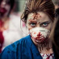 Zombies VS. Office Workers