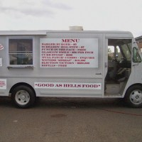 Hells Angels Food Truck