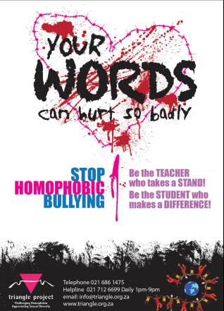 Eng bullying flyer