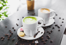 Triangle Trend Matcha Green Tea Raleigh Cafe Food Drink Restaurant Healthy