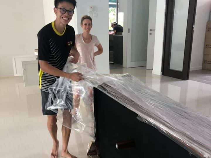 Packers Movers Services Singapore