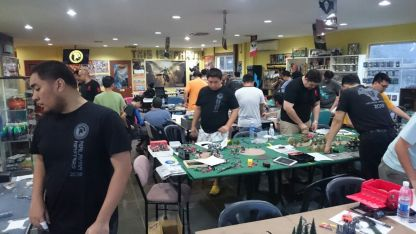 A tourney in Malaysia