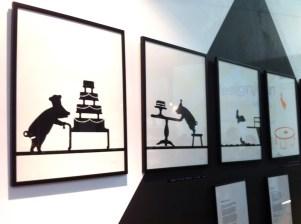 Ham Made prints with sense of humour