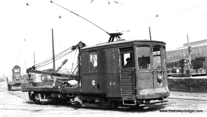 Crane X2. (Joe L. Diaz Photo)