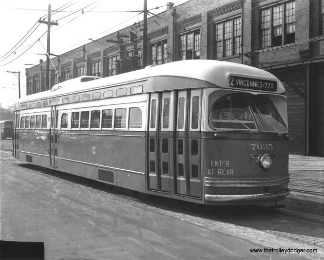 A St. Louis Car Company picture of 7035. With some retouching and airbrushing, it was used in the photo that follows.