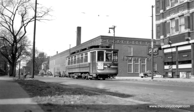 1415 again, on the Webster-Racine route. (Joe L. Diaz Photo)