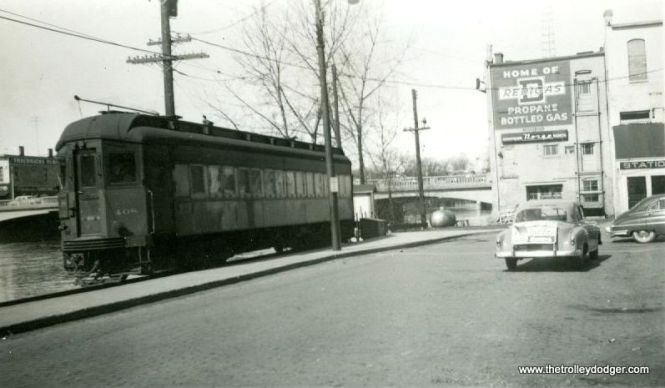 The same location as the previous photo, early 1950s.
