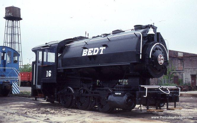 BEDT 0-6-0T 16 6-5-93