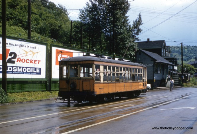 Here is Johnstown 311 on June 30, 1957.