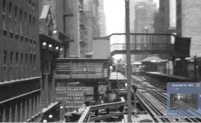 I've zoomed in to show the old Wells Street Terminal.