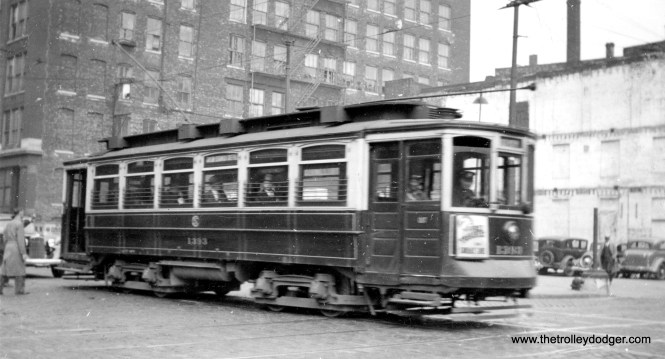 CSL 1333, built in 1908.