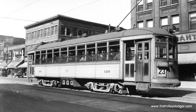 Gary Railways 120.