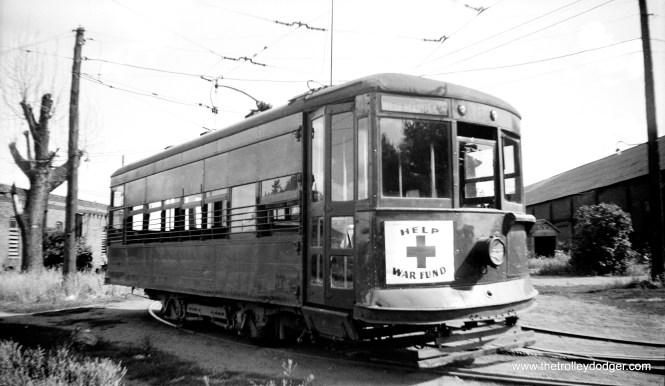 Marion Railways 8 circa World War II.