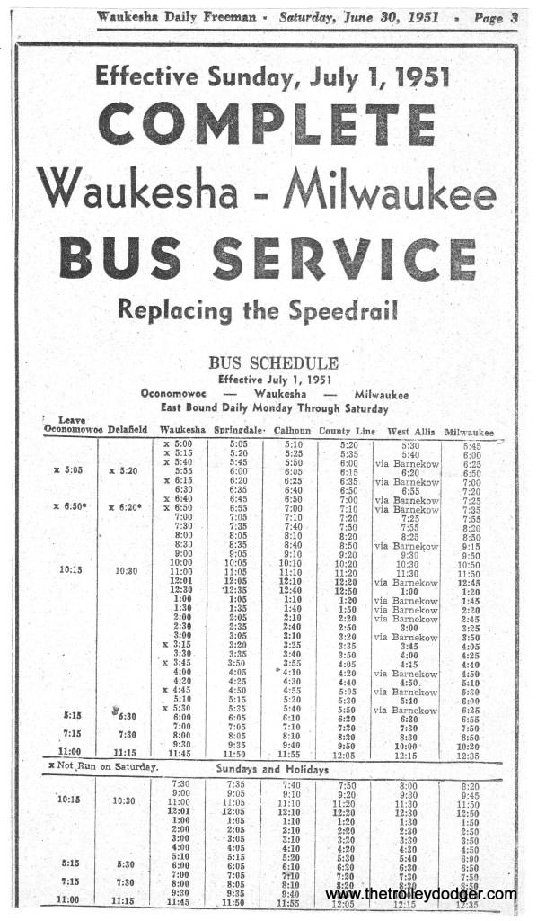 WTL Replacing the SR 7-1-51