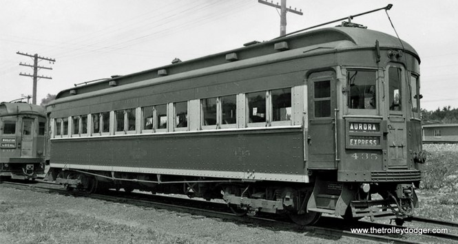 435 at the company shops in 1929.