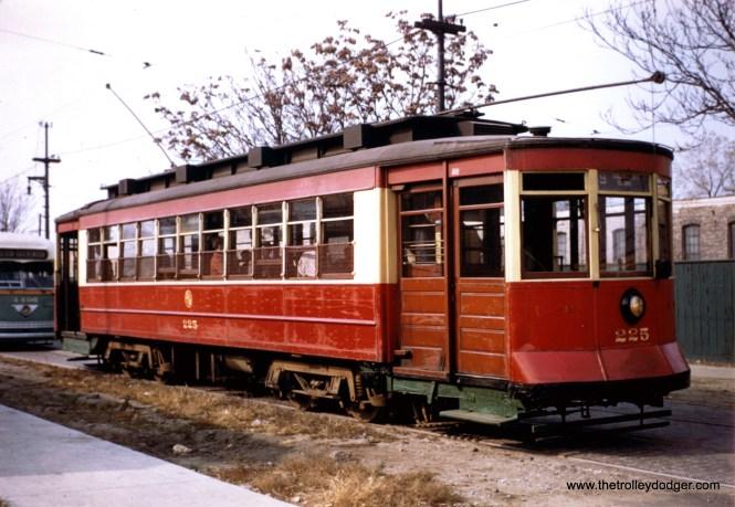 CTA 225 on October 12, 1956.