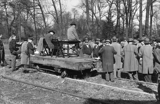 The November 6, 1946 auction.