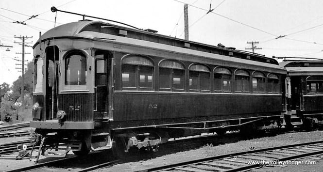 CA&E Car 52 (Stephenson, 1902).