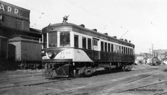 Des Moines & Central Iowa car 1710