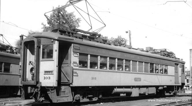 #103 on September 20, 1942. (Paul Stringham Photo)