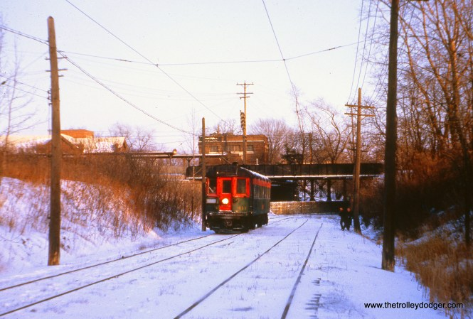 NSL 411 on January 12, 1963. (Joseph Canfield Photo)