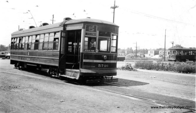 CSL 5746 in July 1946.