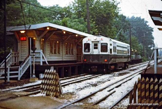 CTA 1-50 series Purple Line Isabella Station.