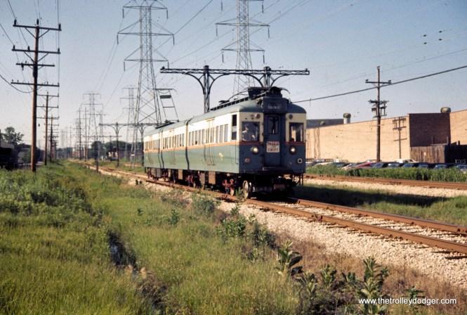 CTA 5000 series Skokie Swift 7-1969