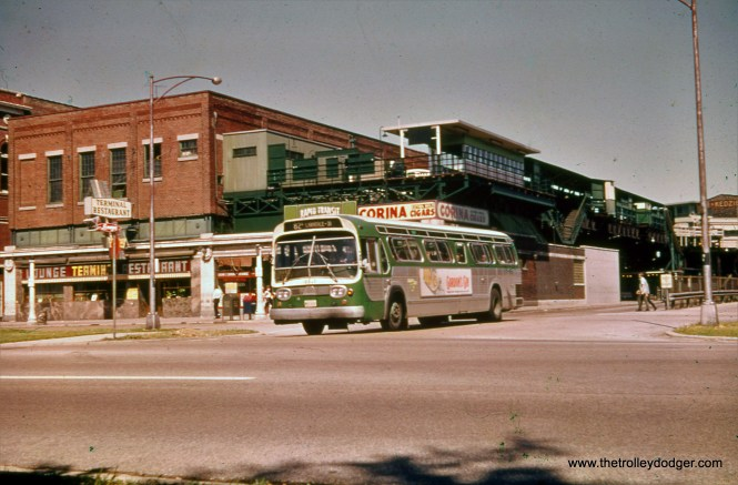 CTA 413 Logan Square 6-1966 Ronald Sullivan-John LeBeau Collection