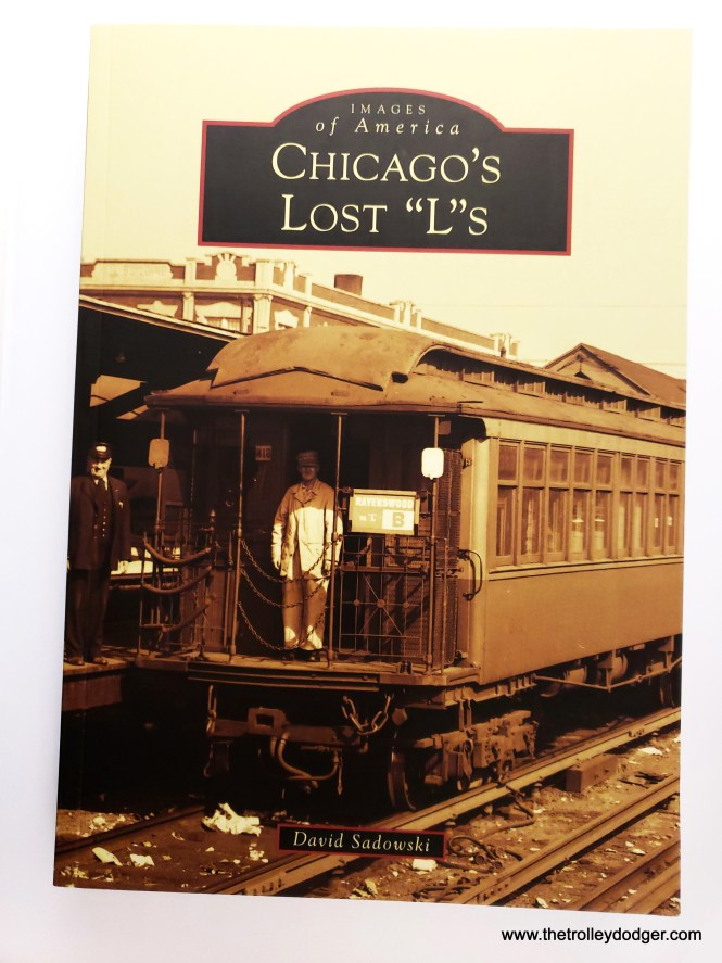 """Our new book Chicago's Lost """"L""""s is now in stock and we expect to have all the pre-orders filled this weekend."""