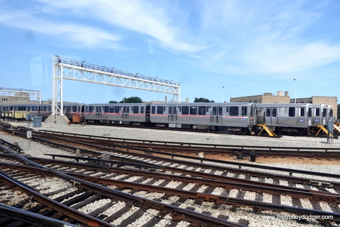 There are some 2400s at Howard Yard, for use in work service.